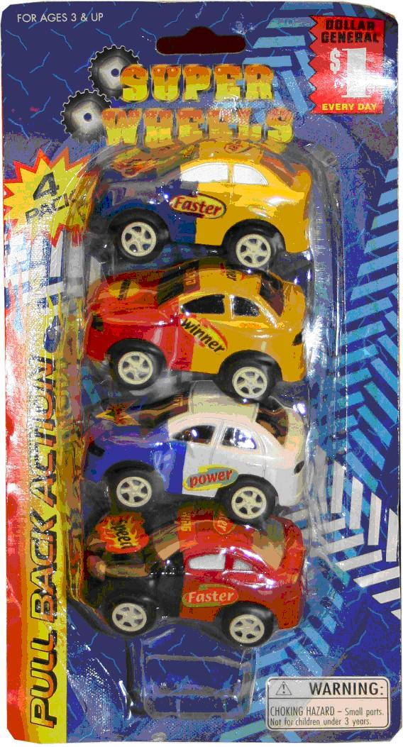 Picture of Recalled Toy Car