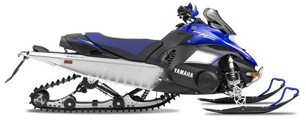 Picture of Recalled FX Nytro XTX snowmobile