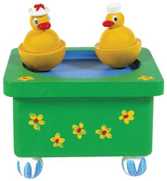 Picture of Recalled Dizzy Ducks Music Box