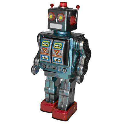 Picture of Recalled Robot 2000