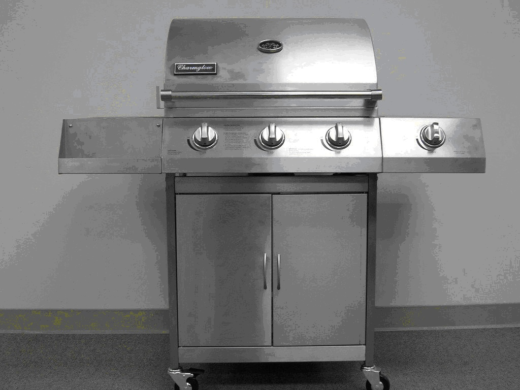 Picture of Recalled Gas Grill
