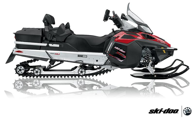 Picture of recalled snowmobile, model Expedition TUV SE 1200