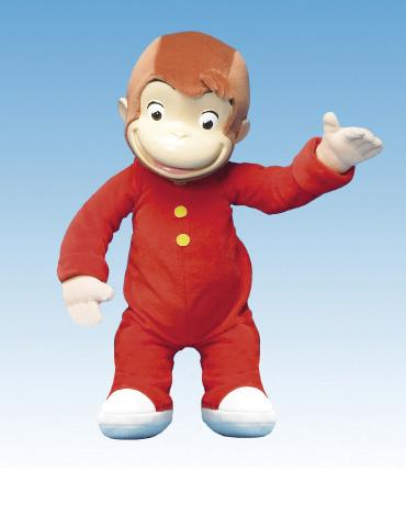 Picture of Recalled Curious George Plush Doll