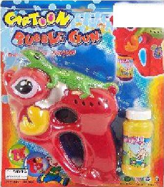 Picture of Recalled Cartoon Bubble Gun