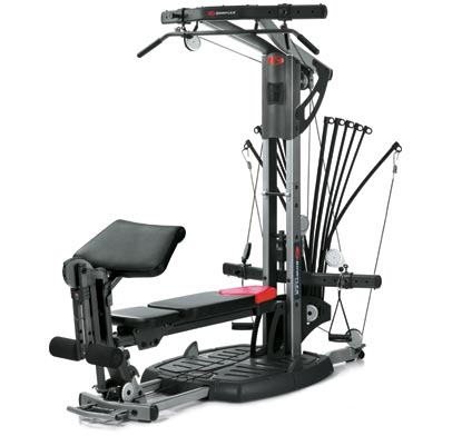 how to connect seat of bowflex elite