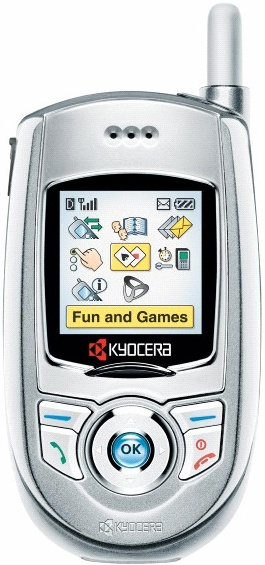 picture of  Kyocera Cell Phone Slider Series