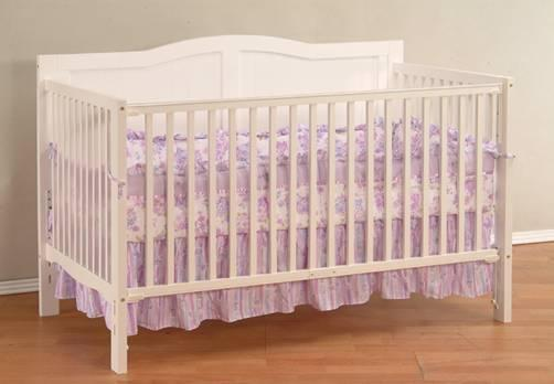 Picture of Heritage Crib - Model#07-1252 recalled Drop-Side Crib