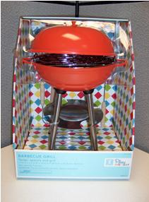 Picture of Recalled Toy Barbeque Grill