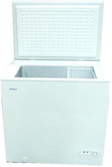 Recalled Haier chest freezer