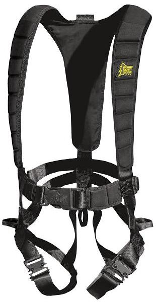 Safety harness that uses the recalled carabiner