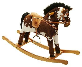 Picture of Medium Rocking Horse Toy