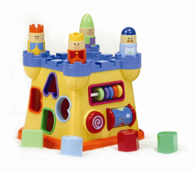Picture of Recalled Shape Sorting Toy Castle