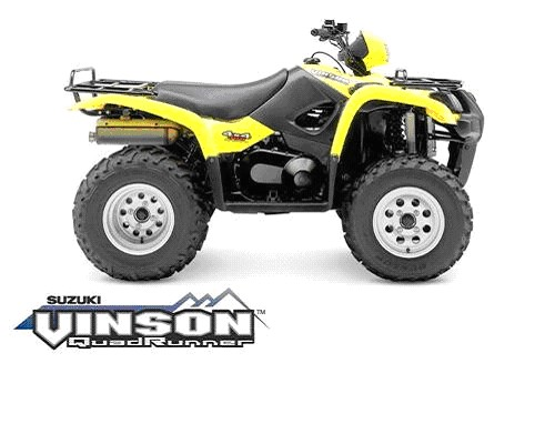 Picture of Recalled Vinson ATV