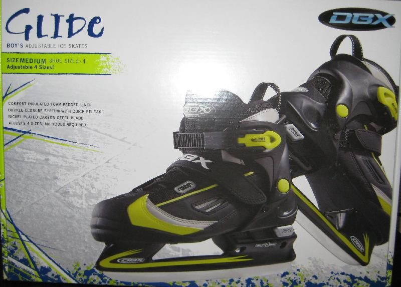 Picture of Recalled Ice Skates