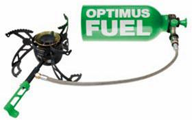 Recalled Optimus Nova camping stove