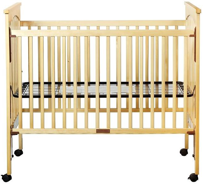 Recalled drop-side crib