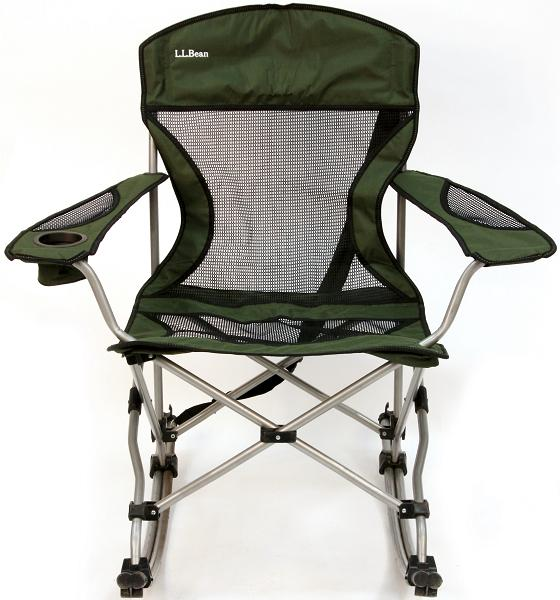 Recalled folding camp rocker