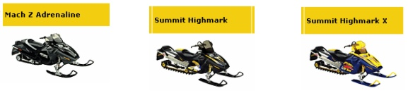 Picture of Snowmobiles