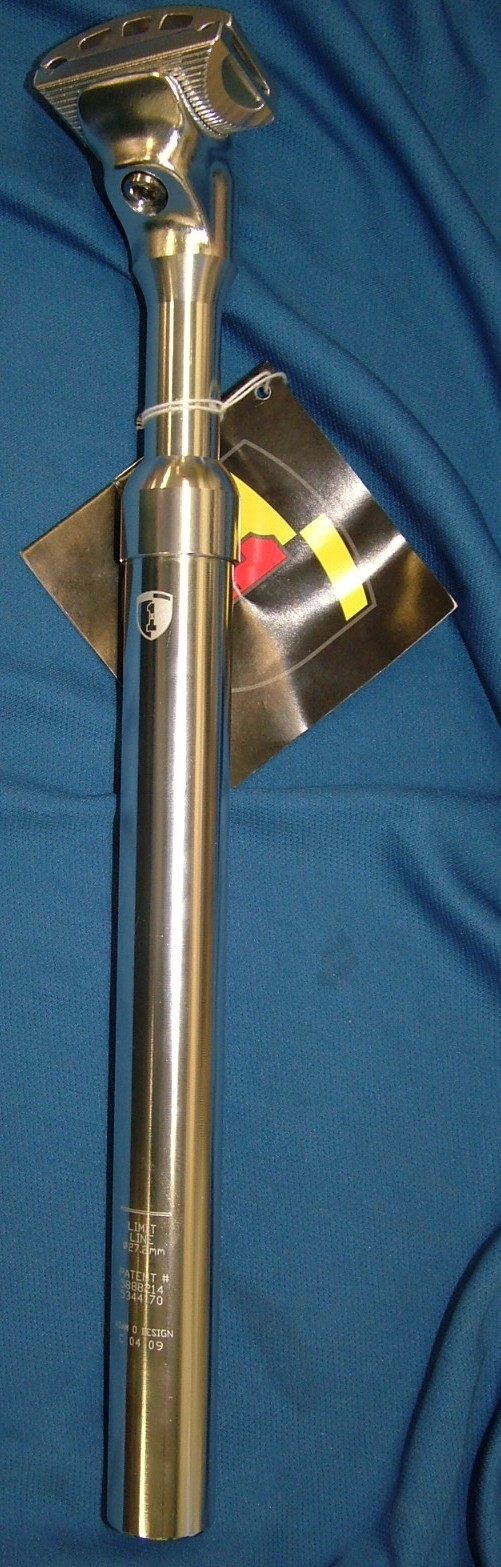 Picture of Bicycle Suspension Seat Post