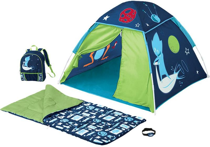 Recalled camping combo pack