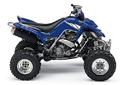 Picture of Recalled ATVs