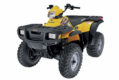 Picture of Recalled 2004.5 Sportsman ATV