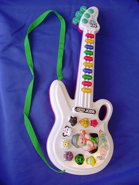 Picture of Recalled Toy Guitar