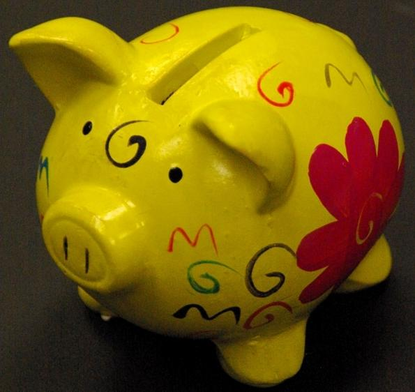 Picture of Recalled Piggy Bank