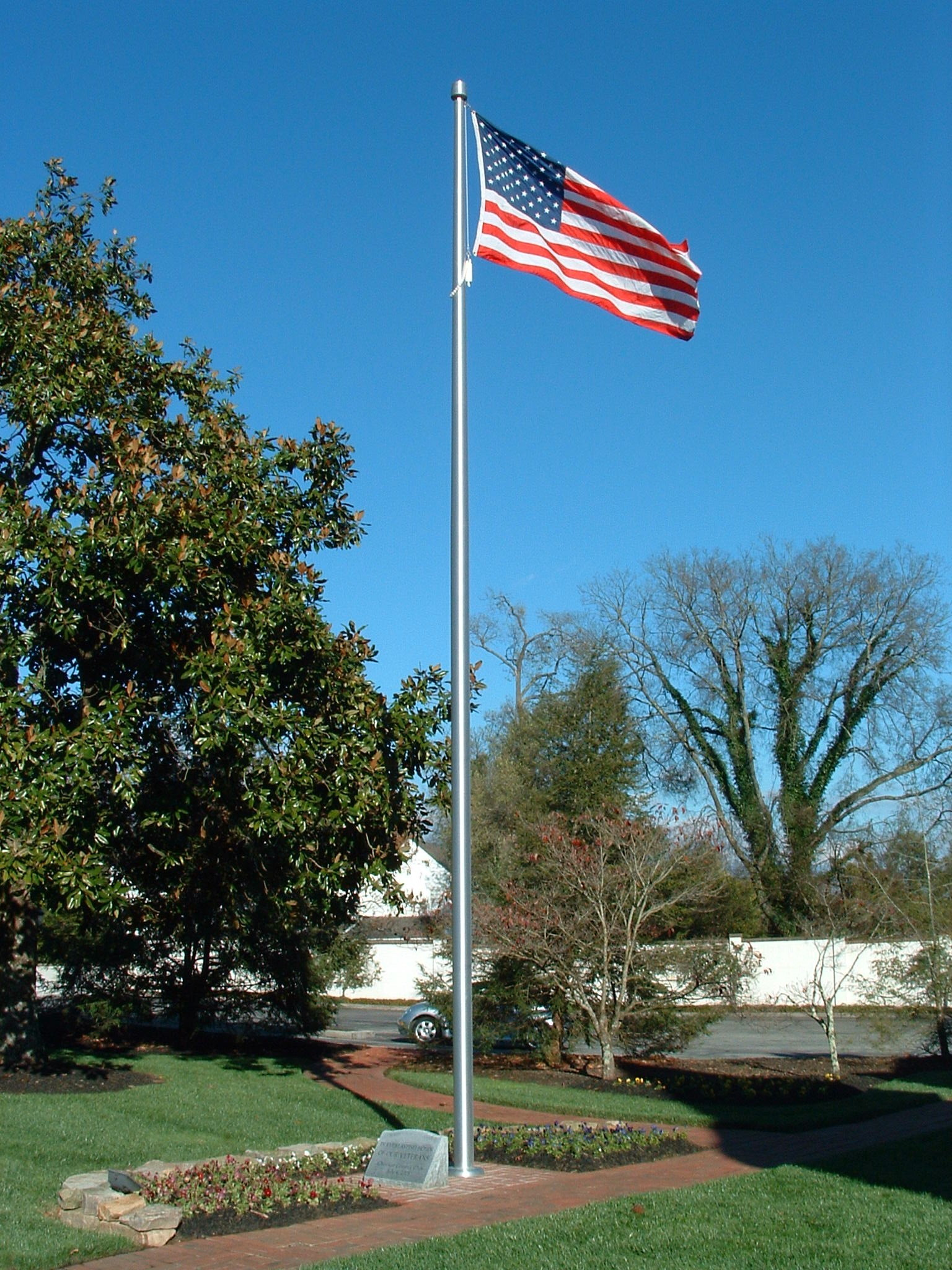 Picture of Recalled Flagpole