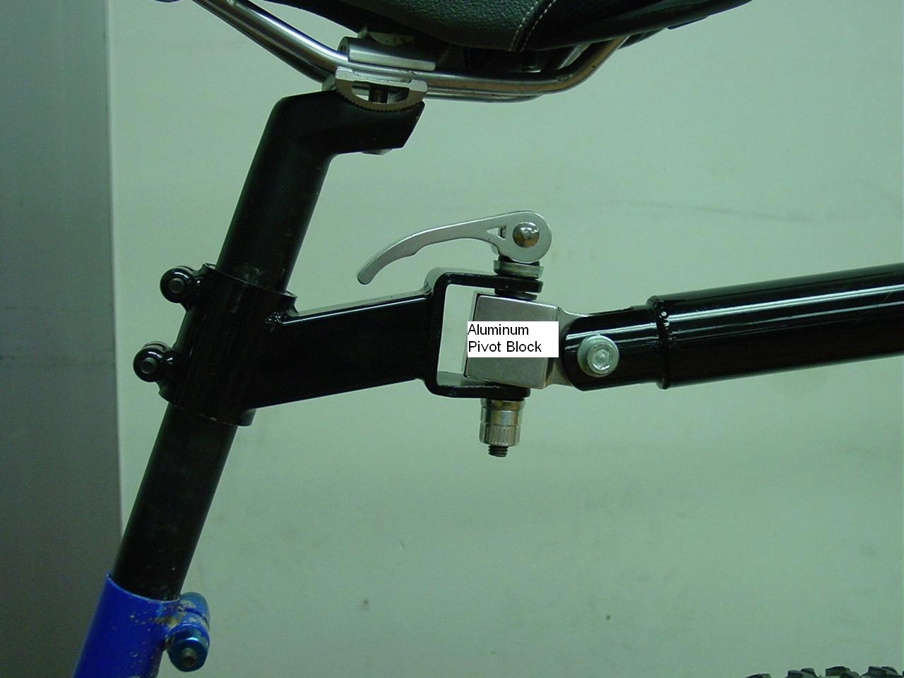 Picture of Recalled Bicycle Trailer