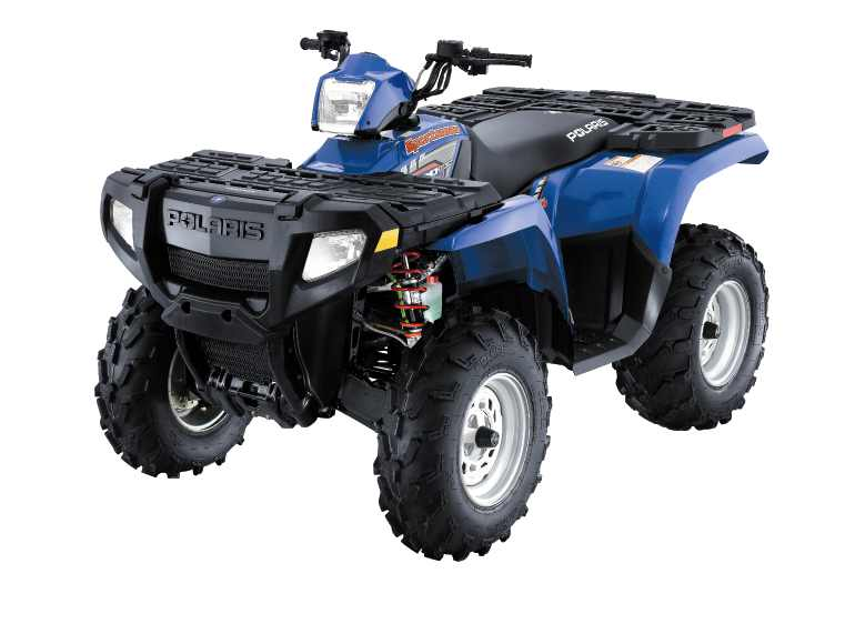 Picture of Recalled 2005 Sportsman ATV
