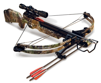 Picture of Recalled Crossbow