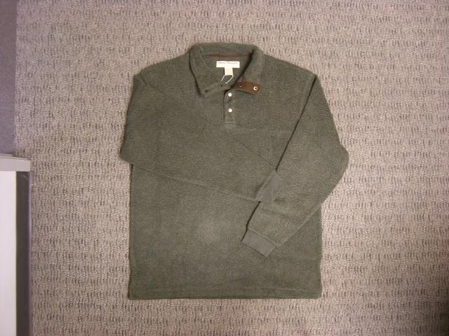 Picture of recalled Sherpa shirt