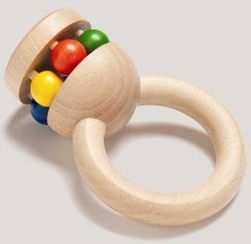 Picture of recalled Prisma rattle