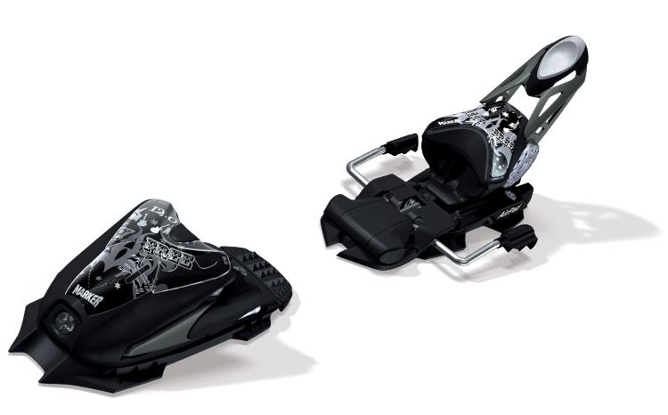 Picture of recalled Marker 12.0 Free Ski Binding