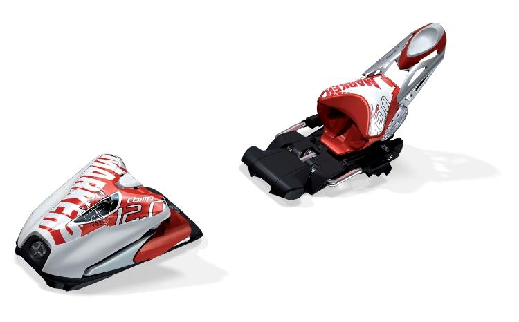 Picture of recalled Marker 12.0 TC Comp EPS Ski Binding