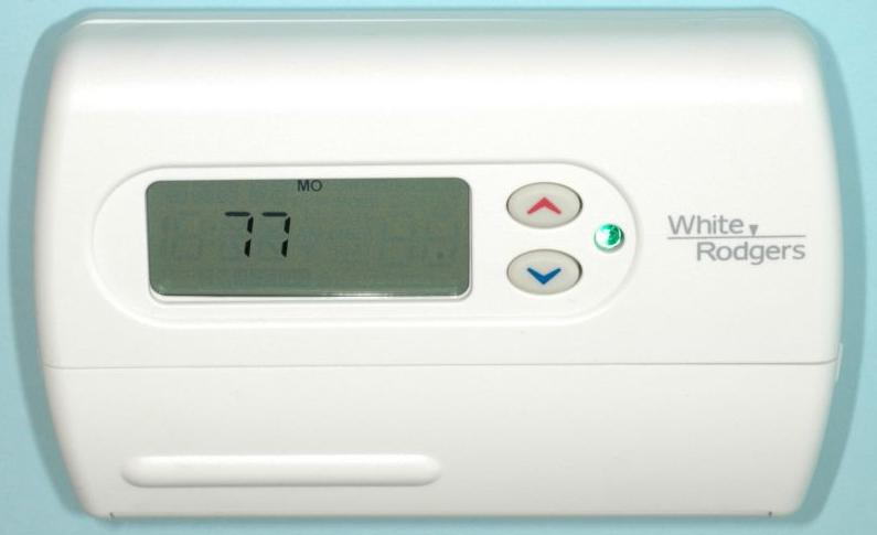 Picture of Recalled Thermostat