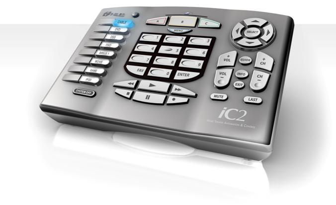 Picture of Recalled iC2 Remote Control System