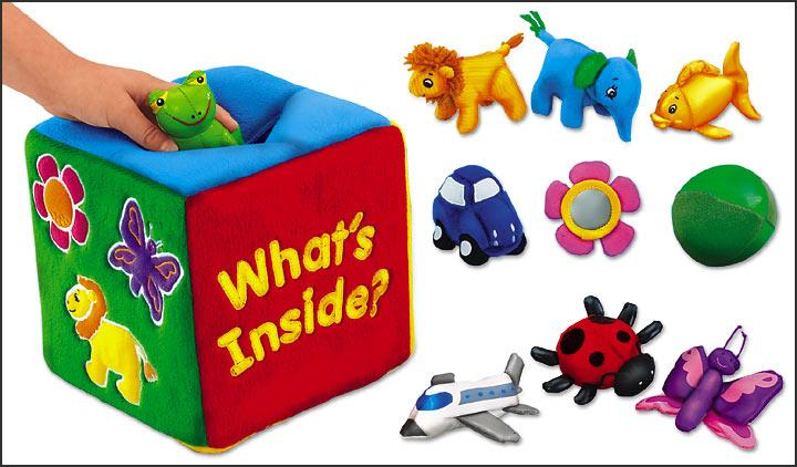 Picture of Recalled Children's Toy Box