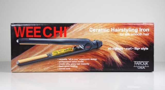 Picture of Recalled Hairstyling Iron