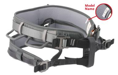 Picture of Recalled Speed Buckle Harnesses