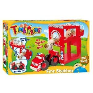 Picture of recalled Tumblekins Fire Station