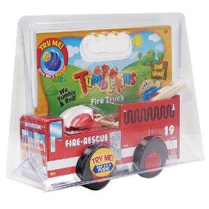 Picture of recalled Tumblekins Fire Truck