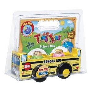Picture of recalled Tumblekins School Bus