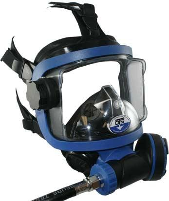 Picture of recalled diving mask