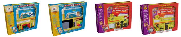 Picture of Recalled Science Kits