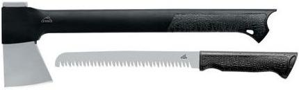 Picture of non recalled Combo Axe II with a saw in the handle