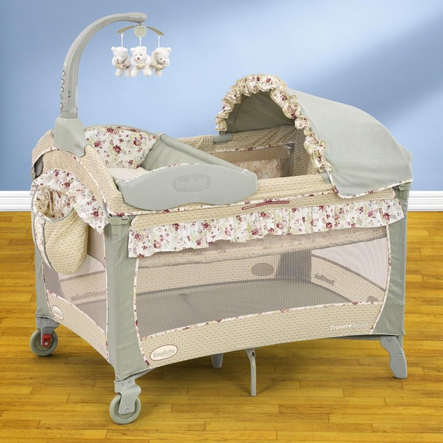 Picture of Recalled Travel Tender Play Yard