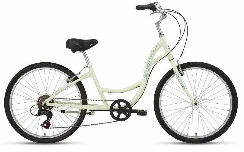 Picture of recalled women's bicycle