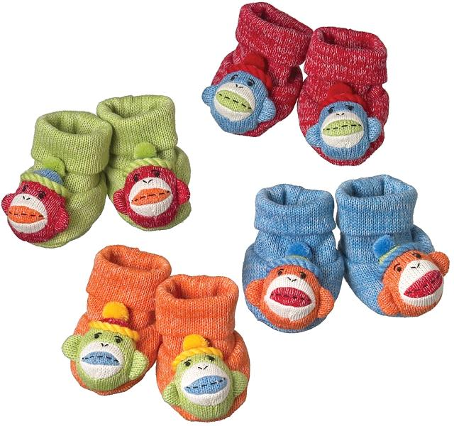 Picture of recalled booties